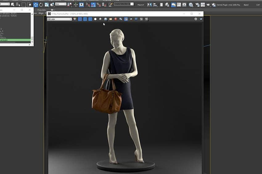 Creating 3D Mannequins for Retail and Shopping | RENDERPEOPLE