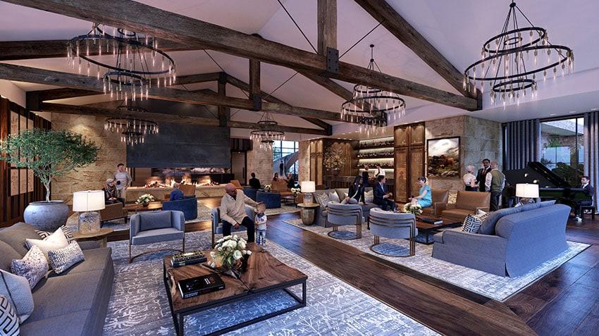 Waterbrook Bowral Bar Concept Rendering