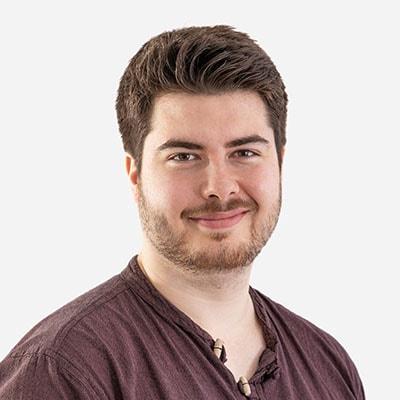 Portrait of Andreas Koehler