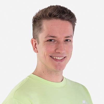 Portrait of David Tomicic