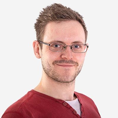 Portrait of Dennis Siebertz
