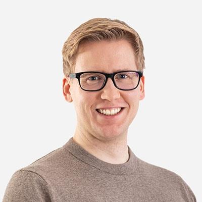 Portrait of Lukas Lamprecht