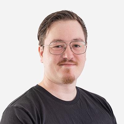 Portrait of Mark Geilhausen