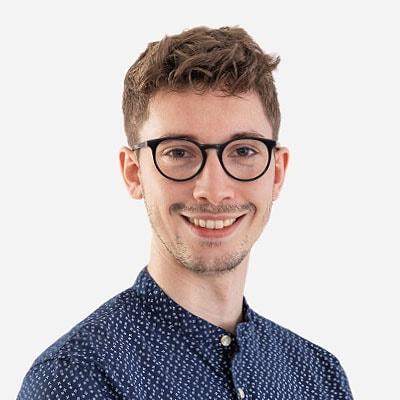 Portrait of Niklas Koehler Prediger