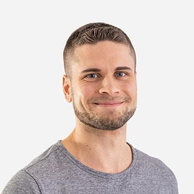 Portrait of Tim Kluthe