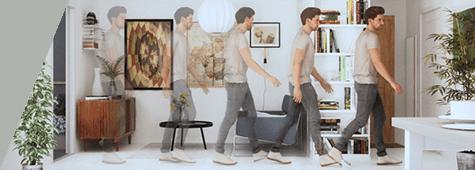 Renderpeople Animated 3D People