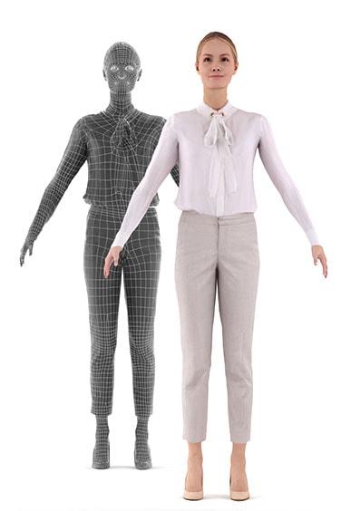 Download Free 3D People | 3D Scans of Humans | RENDERPEOPLE